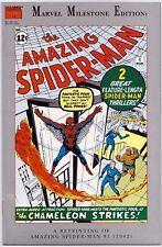 Marvel Milestone Edition- Amazing Spider-man #1 Nm 9.4 1992/93 1st print