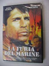 LA FURIA DEL MARINE - DVD SIGILLATO PAL - DAVID BRADLEY - FRANK ZAGARINO