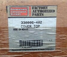 ~Discount Hvac~ Cp-330006402 - Carrier Top Cover For Outside Unit