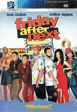 Friday After Next ~ Ice Cube Mike Epps ~ infinifilm DVD dts ~ FREE Shipping USA