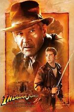 Indiana Jones 4 : Crystal Skull - Maxi Poster 61cm x 91.5cm new and sealed