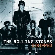 """The rolling stones """"stripped (2009 remast.)"""" CD NEUF"""