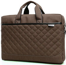 """14"""" 15.6' Inch Laptop Notebook carrying briefcase bag case for Hp Lenvoe Dell"""