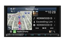 """Kenwood Excelon DNX995S 6.8"""" Navigation/DVD Receiver with CarPlay & Android Auto"""