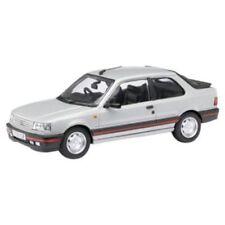 Artículos de automodelismo y aeromodelismo color principal blanco Peugeot escala 1:43