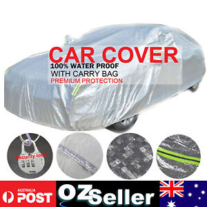 3XXL 8layers HQ Aluminum Car Cover For Holden Calais Caprice Clubsport Senator