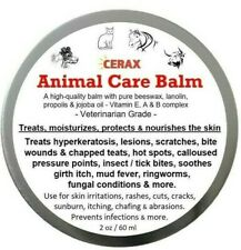 Animal Care Balm - Promotes healing, protects and nourishes the skin and more.
