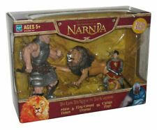 Disney Chronicles of Narnia Aslan / Cyclops / Edmund Action Figure Set (B95)