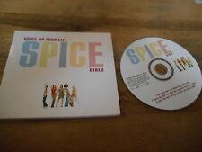 CD Pop Spice Girls - Spice Up Your Life (3 Song) VIRGIN REC digi