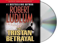 The Tristan Betrayal by Robert Ludlum (2003, CD, Revised, Abridged)