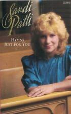 Hymns Just For You Sandi Patti Audio Music Cassette CO3910 Gospel 1985 CrO2 Bias