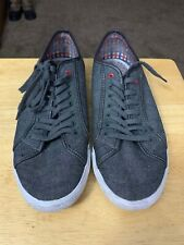 Ben Sherman Chandler Lo Casual Shoes Men's Size 9.5 Grey