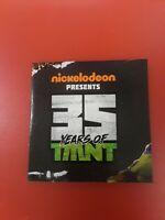 35 Years of TMNT Exhibit Brochure (lot/2) Teenage Mutant Ninja Turtles 2019 RARE