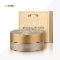 Petitfee Gold Hydrogel Eye Patch 60 Sheet +Free Sample