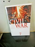 Civil War 7 Jan 2007 MARVEL CAPTAIN AMERICA BAGGED BOARDED