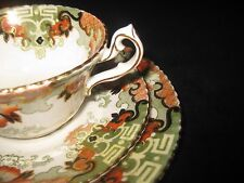 Samuel Radford Imari 3 piece Tea Trio of Cup, Saucer, Side Plate