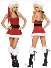 Sexy Mrs Santa Claus Christmas Xmas Outfit Sizes 10 & 12 New