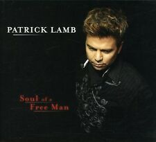 Patrick Lamb - Soul of a Free Man [New CD]