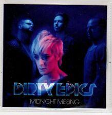 (ER399) Dirty Epics, Midnight Missing - DJ CD