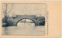 PHILADELPHIA NY – Stone Bridge - udb (pre 1908)