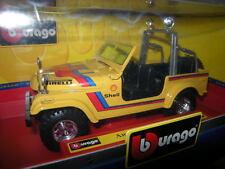 1:24 Bburago American Off Road Jeep Wrangler OVP