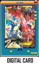 Pokemon TCG ONLINE Yveltal EX XY150a (DIGITAL CARD) XY Black Star Promo Full Art