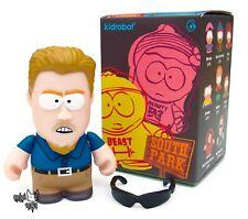 "PC Principal - South Park Mini Series 2 by Kidrobot - 3"" Vinyl Figure"