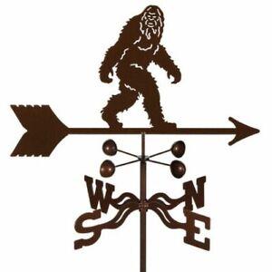 Sasquatch - Bigfoot Weathervane - Weather Vane Complete with Choice of Mount