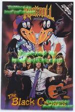 The Black Crowes Rock Comic 1st Print Unread Nm Vhtf!