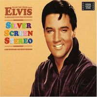 Elvis Presley - Silver Screen Stereo CD FTD (2002) OOP