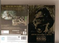 KING KONG PLAYSTATION 2 PS2 PS 2 STEEL BOOK RARE