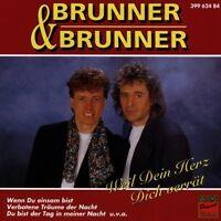 Brunner & Brunner Weil dein Herz dich verrät (compilation, 12 tracks, 199.. [CD]