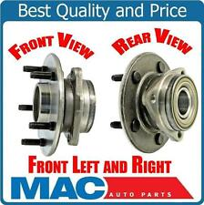 For 00-01 Ram Pick Up 1500 4x4 ONLY (2) 1 Pair Wheel Bearing 100% New Hub Assemb