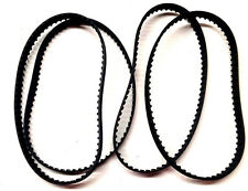 4 NEW After Market RYOBI - RIDGID BD46075 Cogged Replacement Toothed Drive BELT