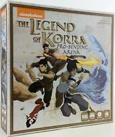 IDW Boardgame  Legend of Korra - Pro-Bending Arena w/Amon's Invasion Expans NM
