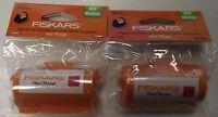 Fiskars 01-005577 Continuous Stamp Wheel Ink Cartridge Red 2pcs.