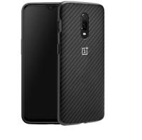 OnePlus 6T Vader Karbon Bumper Case in Black  (OnePlus 6T) Evutec - Black