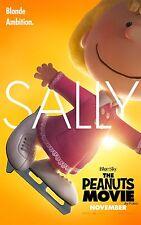 The Peanuts Movie (2015) Movie Poster (24x36)- Charlie Brown Peppermint Patty v6
