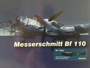Hobby Master  1:72  HA1814   Messerschmitt Bf 110