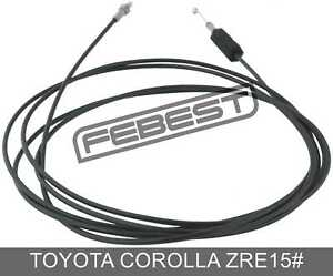 Cable Assembly Tailgate Lock Control For Toyota Corolla Zre15# (2006-2013)