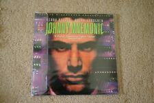 """Johnny Mnemonic"" Deluxe Letterbox Laserdisc LD - Keanu Reeves & Dolph Lundgren"