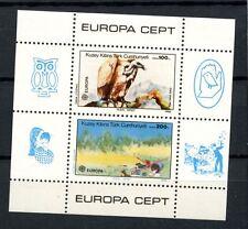Turkey Cypriot Posts 1986 SG#MS187 Europa Nature Bird MNH M/S #A35815