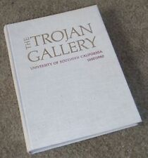 THE TROJAN GALLERY Pictorial History University of Southern California USC 1880