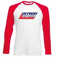 Retro Skyway Tuff Wheels Bandit Tshirt,Mens 80's TShirt,Haro,Recreation LS Bball