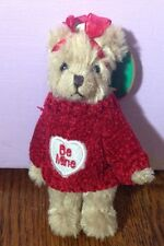 Bearington Bears Christmas Ornament - Be Mine Valentines 1921 - New With Tag