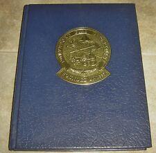VINTAGE NORTHPORT FIRE DEPARTMENT CENTENNIAL 1889-1989 BOOK