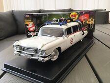 Ghostbusters Ecto 1  Model Car- 1:21 Scale Joyride Die Cast c/w Slimer