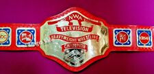 New NWA Television Heavyweight Championship Title Replica Belt