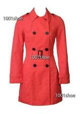Jacqui E Trench Machine Washable Coats, Jackets & Vests for Women