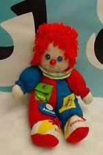 Amtoy Teach Me How To 1983 Vintage Clown Doll Cute